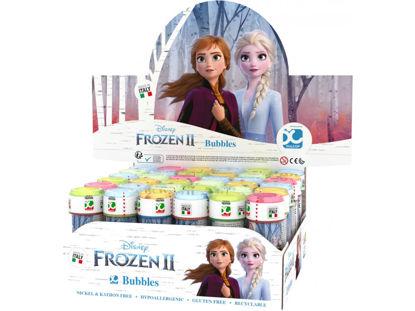 Obrázek Bublifuk Frozen II 60 ml