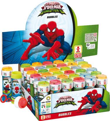 Obrázek Bublifuk Spider-man 60ml