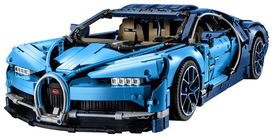 Obrázek z LEGO Technic 42083 Bugatti Chiron