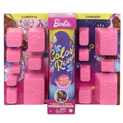 Obrázek Barbie COLOR REVEAL  se zvířátkem