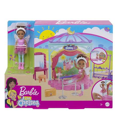 Obrázek Barbie  CHELSEA BALETKA HERNÍ SET