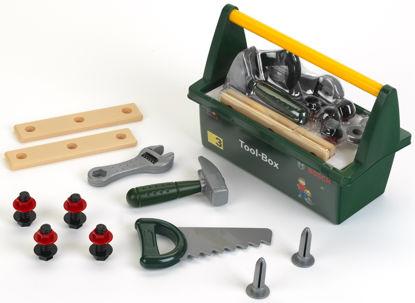 Obrázek BOSCH Tool-Box a dětské nářadí