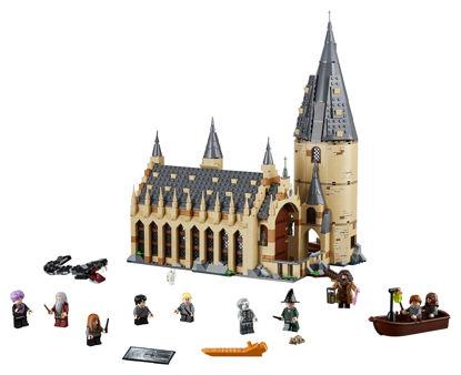 Obrázek LEGO Harry Potter 75954 Bradavická Velká síň