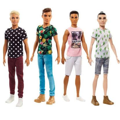 Obrázek Barbie - MODEL KEN