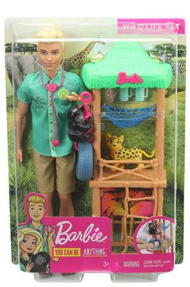 Obrázek Barbie - KEN A POVOLÁNÍ HERNÍ SET