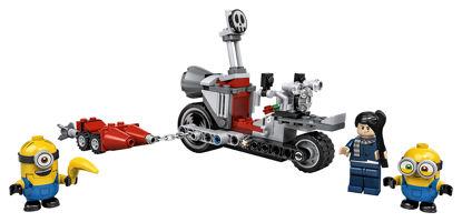 Obrázek LEGO Mimoni 75549 Divoká honička na motorce