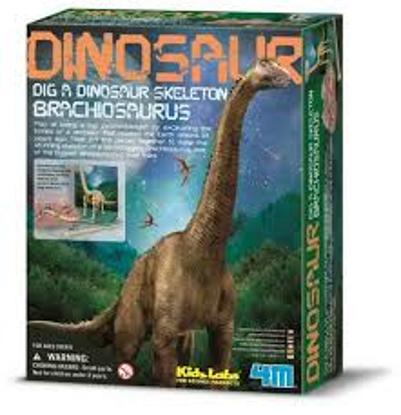 Obrázek KidzLabs Dinosauří kostra - Brachiosaurus