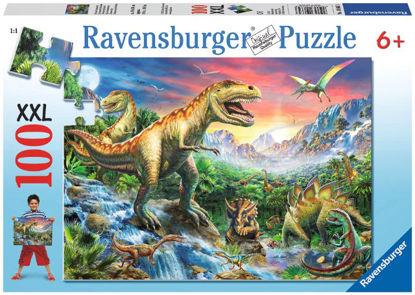 Obrázek Dinosauři 100d puzzle XXL