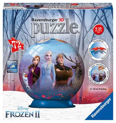 Obrázek Disney FROZEN 2 3D - 72 dílků