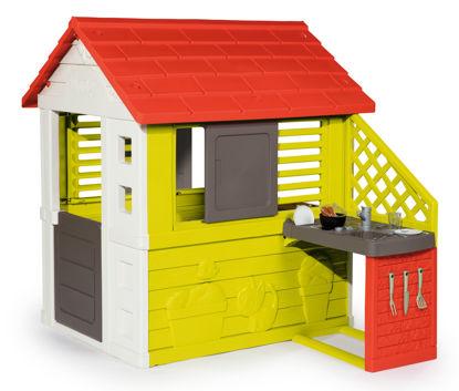 Obrázek Dětský domeček Nature s kuchyní