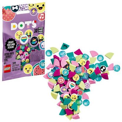 Obrázek LEGO DOTS 41908 DOTS doplňky – 1. série