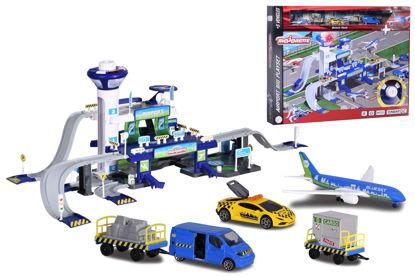 Obrázek Creatix Letiště + 5 dopravních prostředků