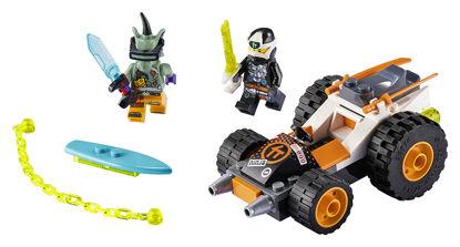 Obrázek LEGO Ninjago 71706 Coleovo rychlé auto