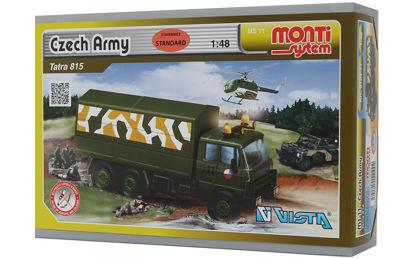 Obrázek Stavebnice Czech Army