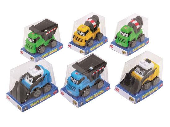 Obrázek z Auto Happy pracovní Builder