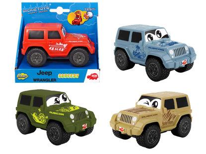 Obrázek Auto Happy Jeep Wrangler Squeezy