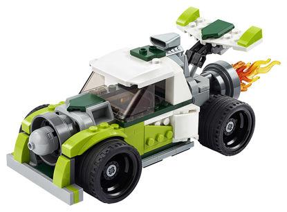 Obrázek LEGO Creator 31103 Auto s raketovým pohonem