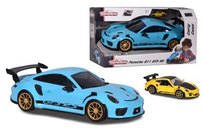 Obrázek Auto Porsche 911 GT3 RS + 1 autíčko Porsche