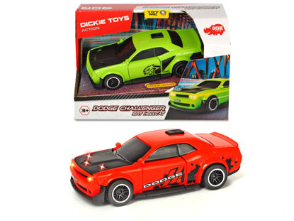 Obrázek Auto Dodge Challenger SRT Hellcat