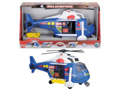 Obrázek Záchranářský vrtulník 2