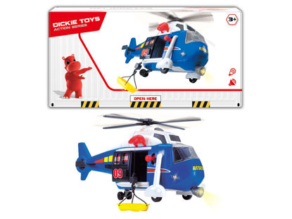 Obrázek Záchranářský vrtulník 1