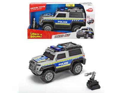 Obrázek Policie auto SUV 30 cm