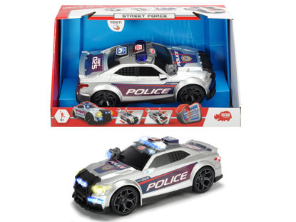 Obrázek Policejní auto 1
