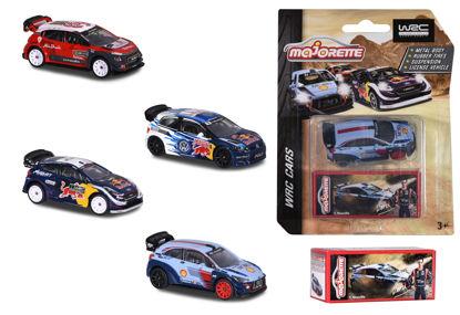 Obrázek Autíčko kovové WRC
