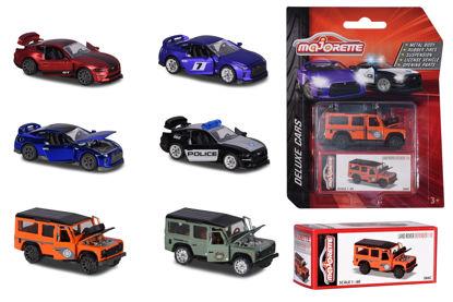 Obrázek Autíčko Deluxe Cars