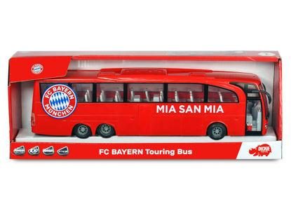 Obrázek Autobus FC Bayern Touring Bus 30 cm