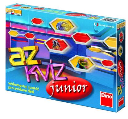 Obrázek AZ kvíz junior  hra