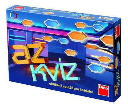 Obrázek AZ Kvíz vědomostní hra