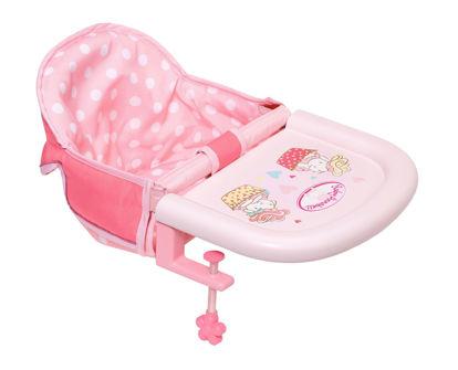 Obrázek Baby Annabell Jídelní židlička s uchycením na stůl