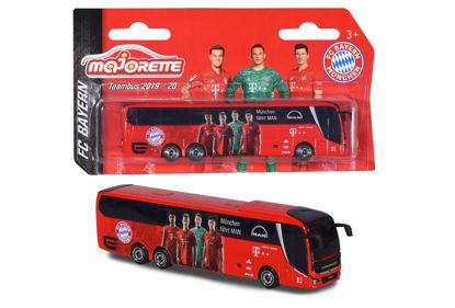Obrázek Autobus MAN FC Bayern