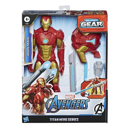 Obrázek Avengers figurka Iron Man s Power FX přislušenstvím