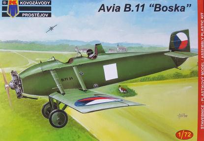 Obrázek Stavebnice Avia BH-11 Military