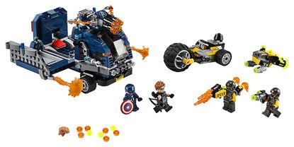 Obrázek LEGO Super Heroes 76143 Avengers: Boj o náklaďák