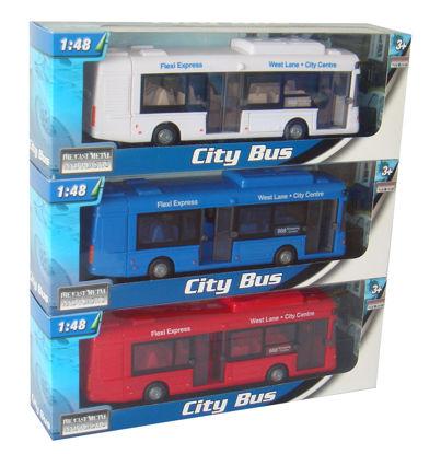 Obrázek 1:48 Autobus městský