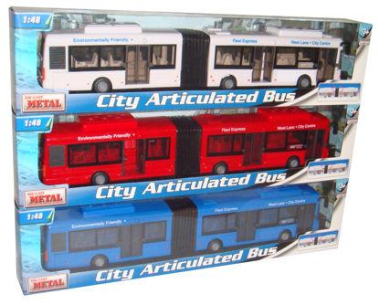 Obrázek 1:48 Autobus kloubový