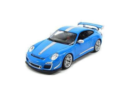 Obrázek 1:18 PORSCHE 911 GT3 RS BLUE
