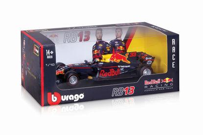 Obrázek 1:18 F1 RED BULL RACING TAG HEUER RB13 2017