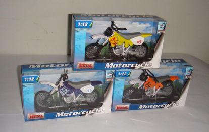 Obrázek Terénní motorka