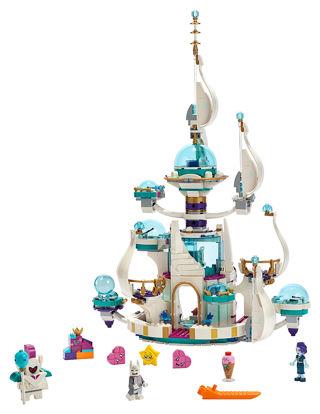 Obrázek LEGO Movie 70838 Hrozivý vesmírný palác královny Libovůle