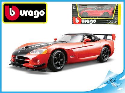 Obrázek Bburago Dodge Viper SRT 10 ACR 1:24
