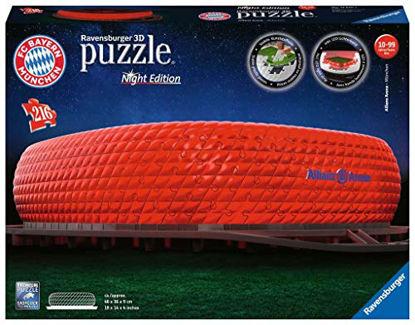 Obrázek Allianz Arena (Noční edice) 3D puzzle