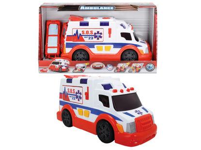 Obrázek Ambulance auto 3