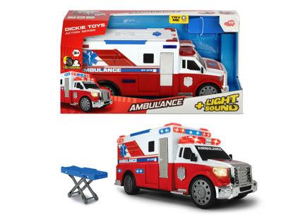 Obrázek Ambulance auto 1