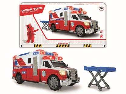 Obrázek Ambulance auto 2
