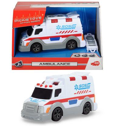 Obrázek Ambulance auto mini