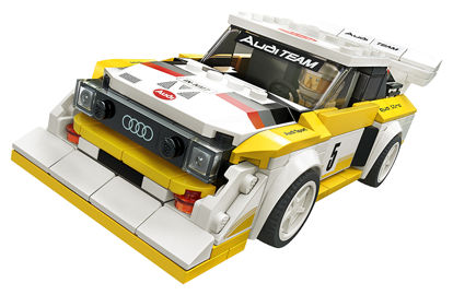 Obrázek LEGO Speed Champions 76897 1985 Audi Sport quattro S1
